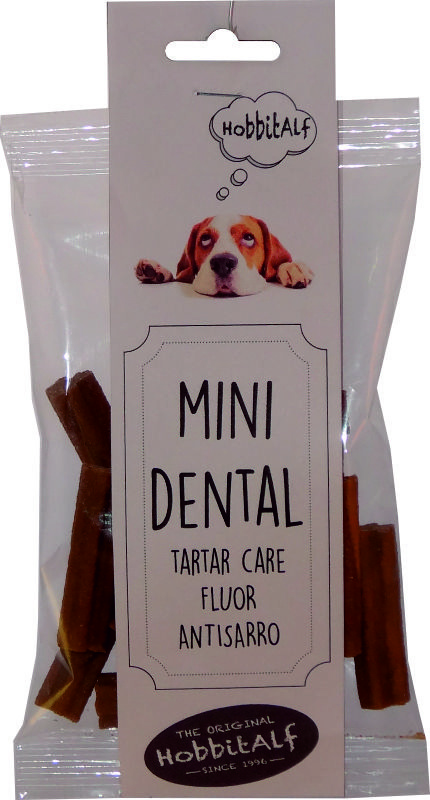 MINI DENTAL STICKS DE FLUOR - 100 GRMS - 14 POR CAJA