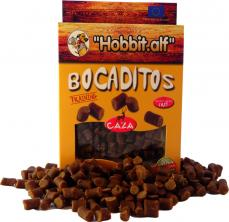 TENDER WILD MEAT BITES - 100 GR - 16 FOR BOX